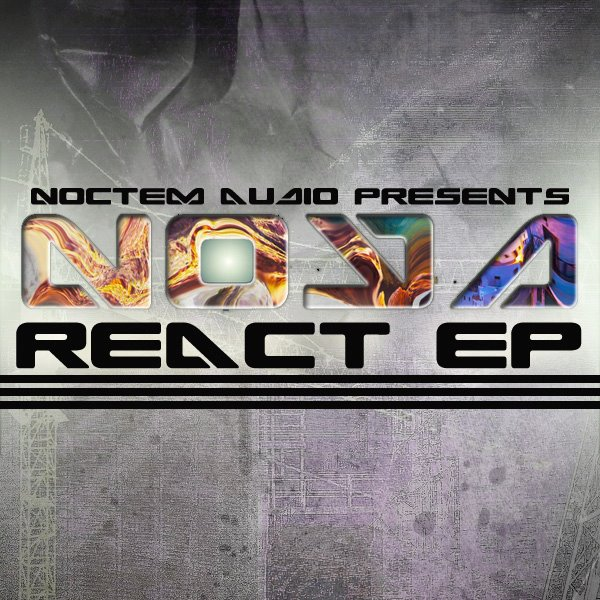 Noya – the React EP (I went to middle school with this guy…)