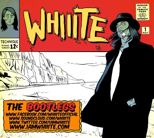 Whiiite – Bootleg Remix Package