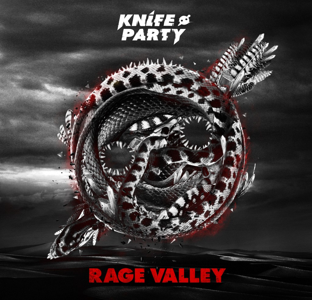 Taking You Into The Weekend With a Party…. A Knife Party: The Rage Valley EP
