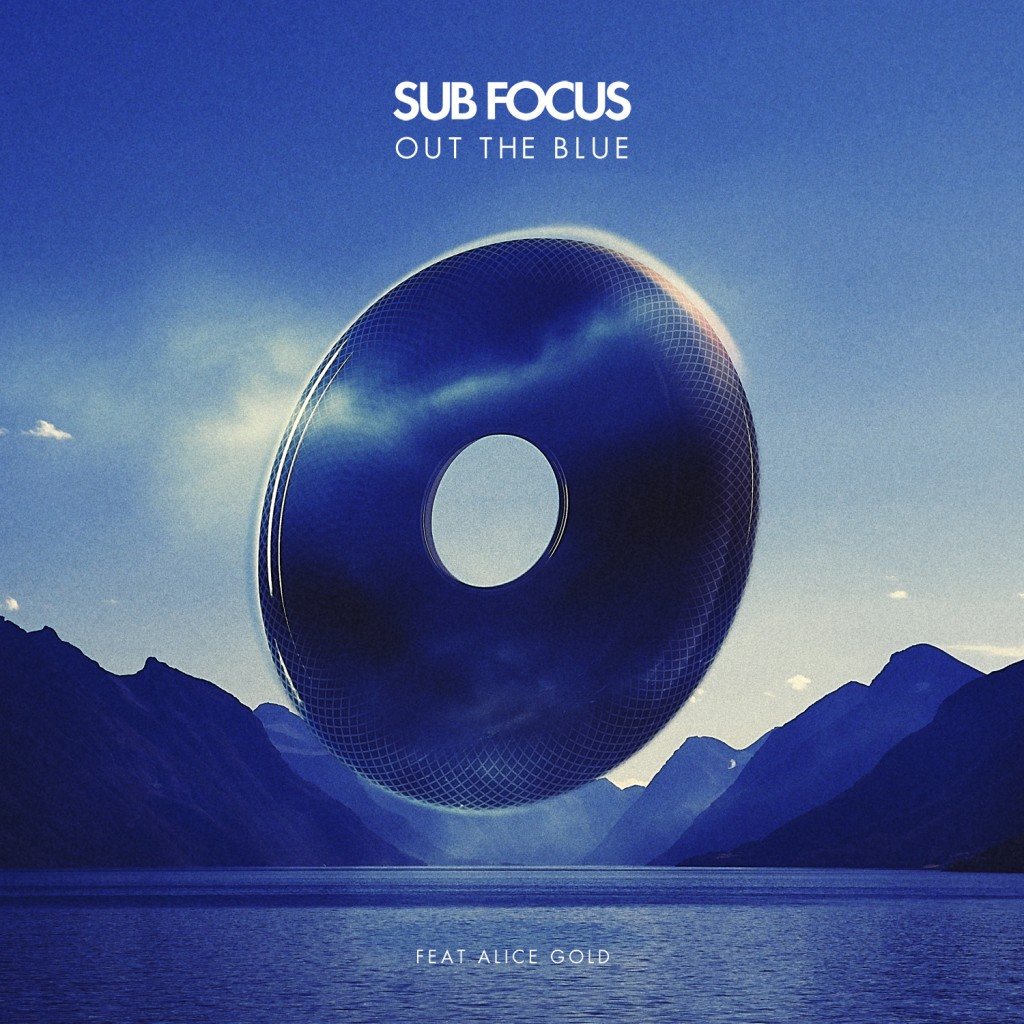 Sub Focus – Out the Blue EP (With Remixes!)