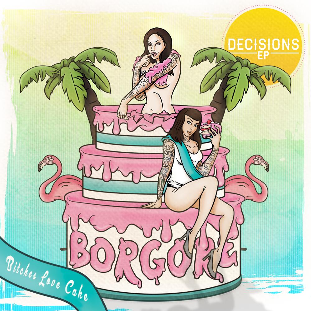 Borgore – Decisions (Original Mix)