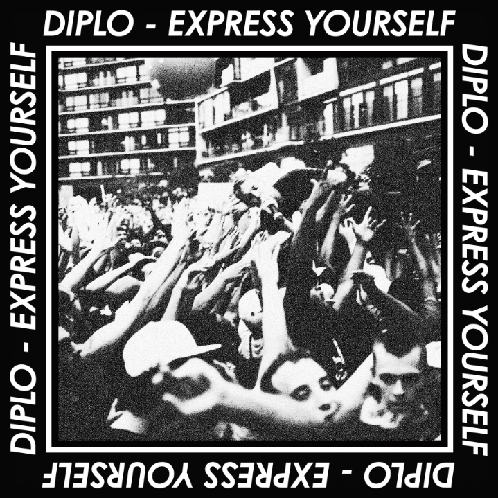 Diplo [finally] Releases the Express Yourself EP (and it doesn't disappoint)