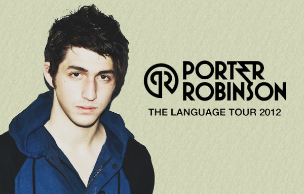 Porter Robinson Keeps the Language Lessons Coming