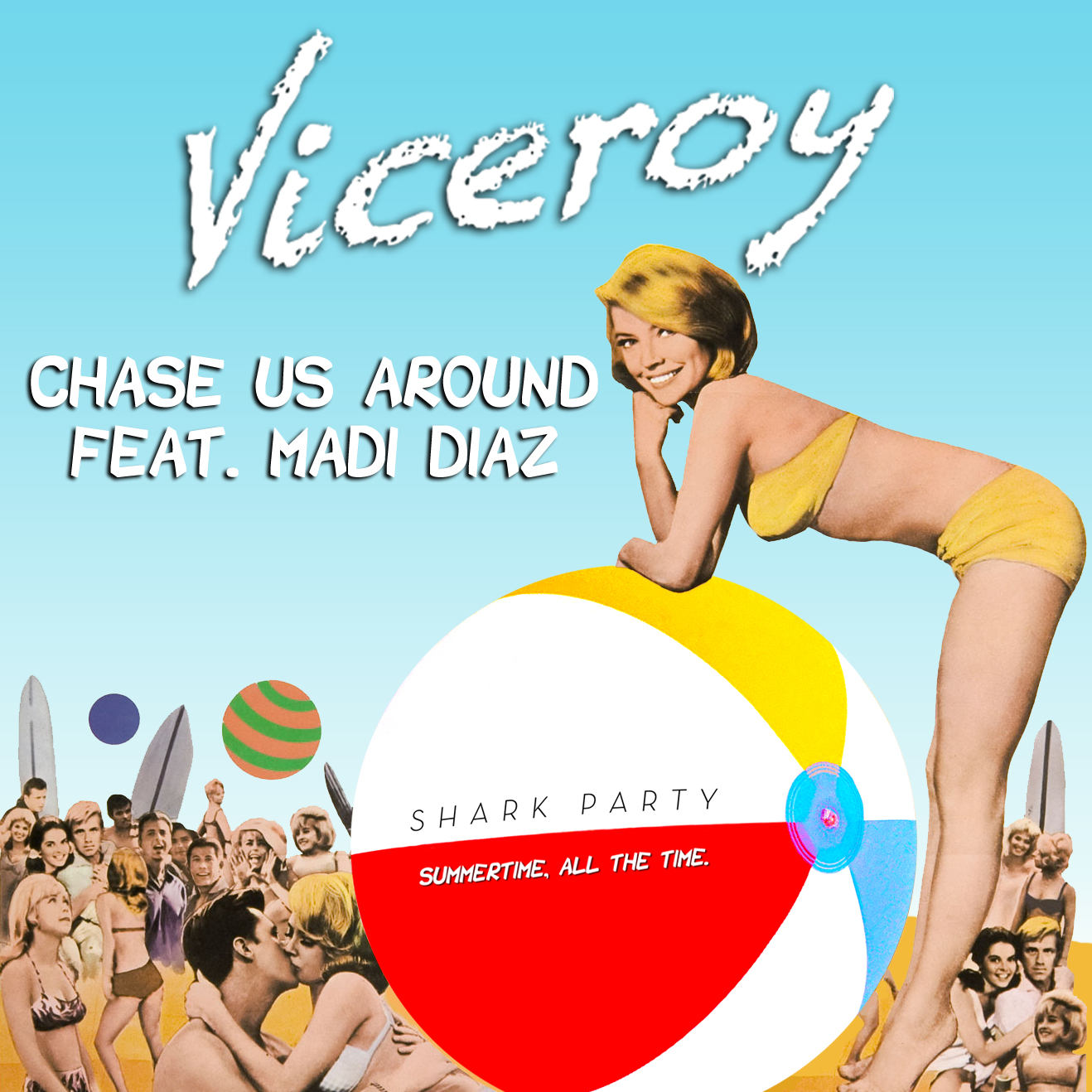 Viceroy – Chase Us Around feat. Madi Diaz