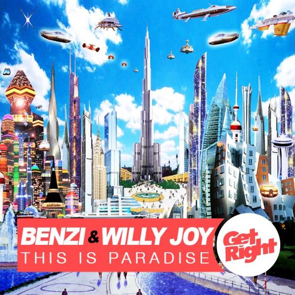 Benzi & Willy Joy – This Is Paradise