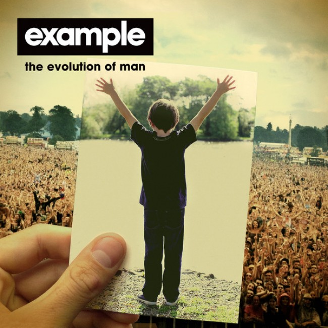 Example's 'The Evolution', EDM Revolution