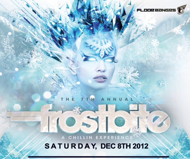 Frostbite 2012: Ticket Giveaway