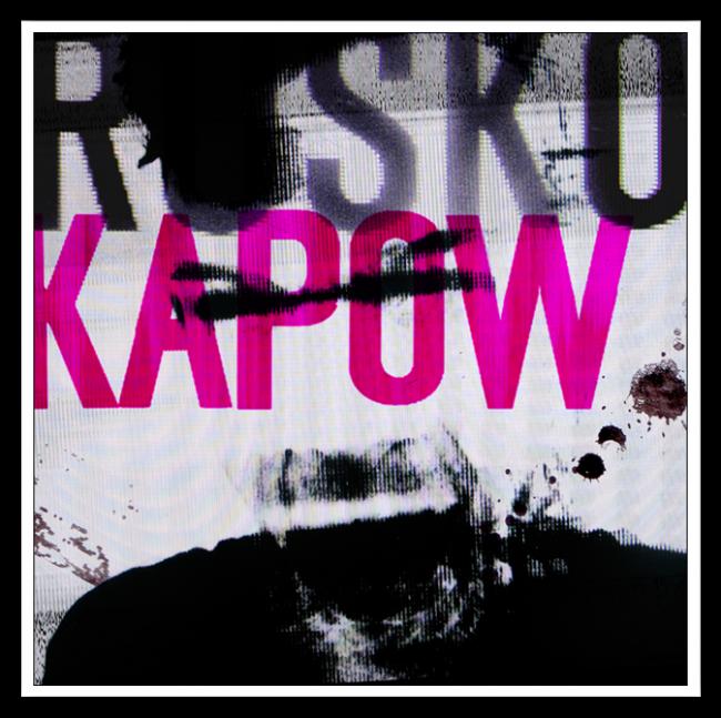 New Today: Rusko's KAPOW EP