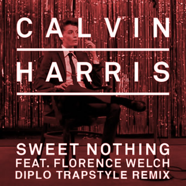 In Case You Missed It: Calvin Harris ft. Florence Welch – Sweet Nothing (Diplo & Grandtheft Remix)