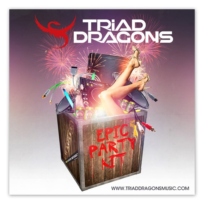 Triad Dragons Debut Their Epic Party Kit