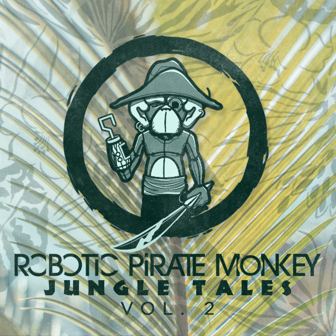 Robotic Pirate Monkey – Jungle Tales Vol. 2
