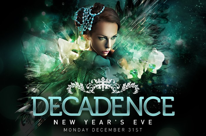 Decadence NYE: Show Preview & Ticket Giveaway