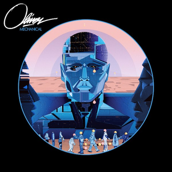 Oliver Drops Mechanical EP via Fool's Gold