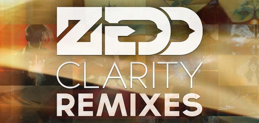 Zedd Clarity Remixes