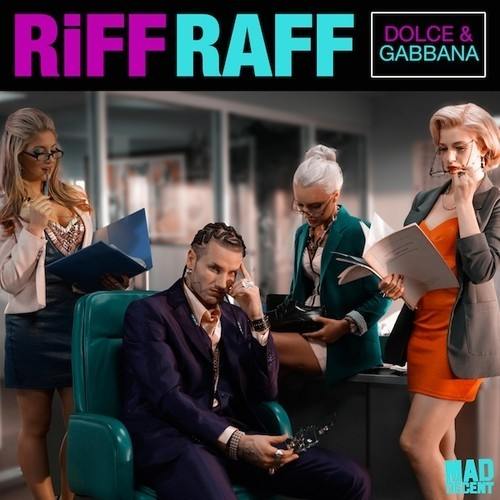 Riff Raff Explodes Onto Mad Decent with Dolce & Gabanna MP3